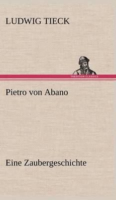 Pietro Von Abano (Hardback)