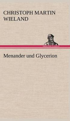 Menander Und Glycerion (Hardback)