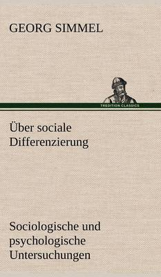 Uber Sociale Differenzierung (Hardback)