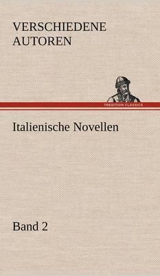 Italienische Novellen (Hardback)