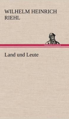 Land Und Leute (Hardback)
