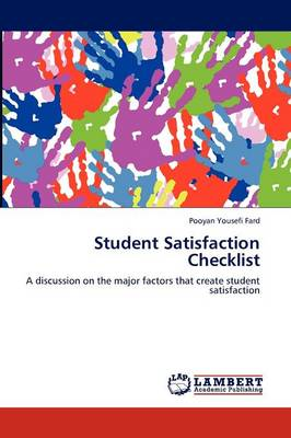 Student Satisfaction Checklist (Paperback)