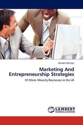 Marketing and Entrepreneurship Strategies (Paperback)