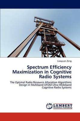 Spectrum Efficiency Maximization in Cognitive Radio Systems (Paperback)