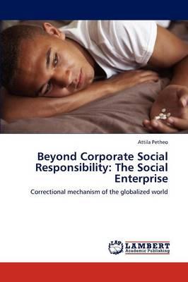 Beyond Corporate Social Responsibility: The Social Enterprise (Paperback)