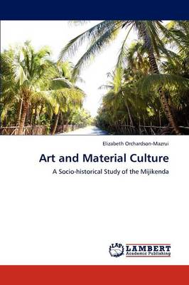 Art and Material Culture (Paperback)