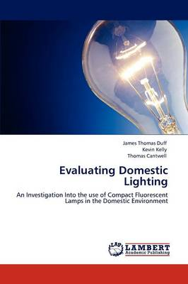 Evaluating Domestic Lighting (Paperback)