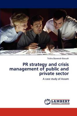 PR Strategy and Crisis Management of Public and Private Sector (Paperback)