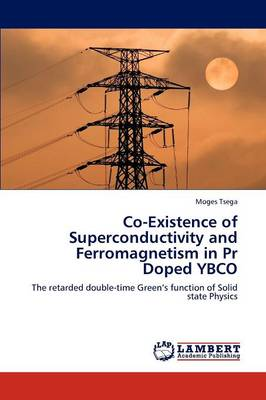 Co-Existence of Superconductivity and Ferromagnetism in PR Doped Ybco (Paperback)
