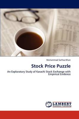 Stock Price Puzzle (Paperback)
