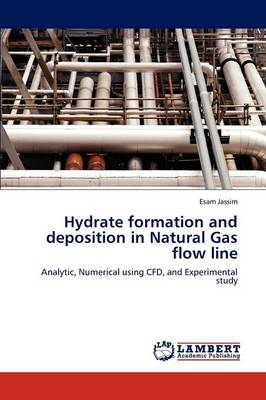 Hydrate Formation and Deposition in Natural Gas Flow Line (Paperback)