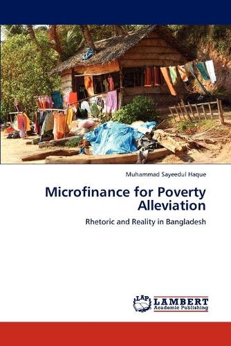 Microfinance for Poverty Alleviation (Paperback)