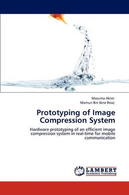 Prototyping of Image Compression System (Paperback)