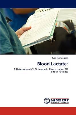 Blood Lactate (Paperback)