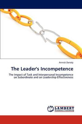 The Leader's Incompetence (Paperback)