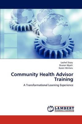 Community Health Advisor Training (Paperback)