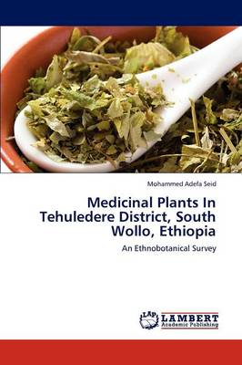 Medicinal Plants in Tehuledere District, South Wollo, Ethiopia (Paperback)