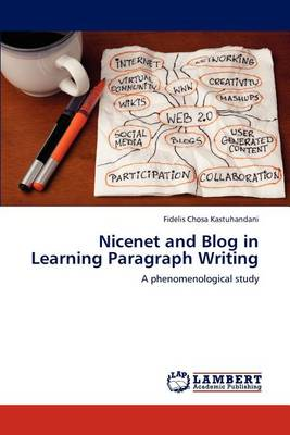Nicenet and Blog in Learning Paragraph Writing (Paperback)