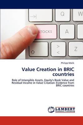 Value Creation in Bric Countries (Paperback)