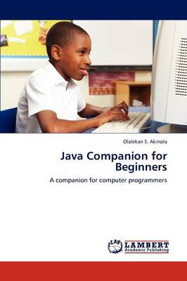 Java Companion for Beginners (Paperback)