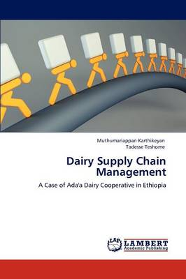 Dairy Supply Chain Management (Paperback)