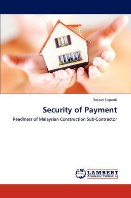 Security of Payment (Paperback)