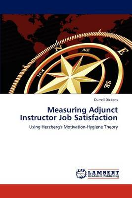 Measuring Adjunct Instructor Job Satisfaction (Paperback)