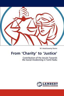 From 'Charity' to 'Justice' (Paperback)