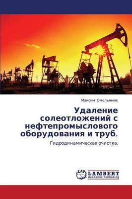 Udalenie Soleotlozheniy S Neftepromyslovogo Oborudovaniya I Trub. (Paperback)