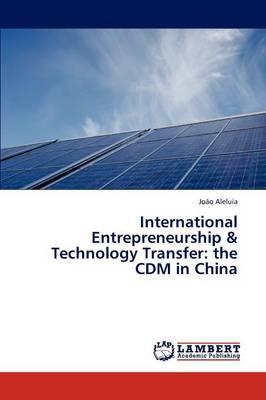 International Entrepreneurship & Technology Transfer: The CDM in China (Paperback)