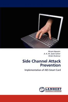 Side Channel Attack Prevention (Paperback)