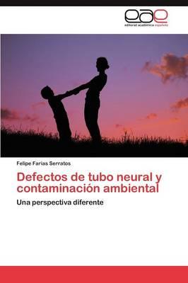 Defectos de Tubo Neural y Contaminacion Ambiental (Paperback)