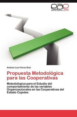 Propuesta Metodologica Para Las Cooperativas (Paperback)