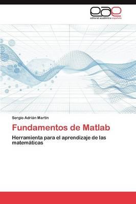 Fundamentos de MATLAB (Paperback)