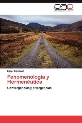 Fenomenologia y Hermeneutica (Paperback)
