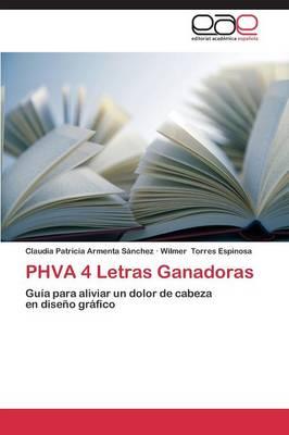 Phva 4 Letras Ganadoras (Paperback)