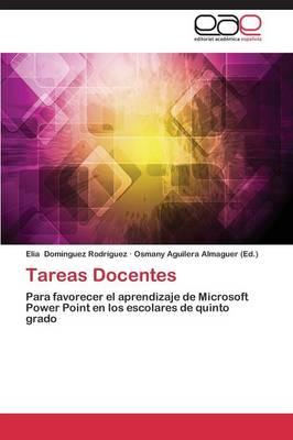 Tareas Docentes (Paperback)