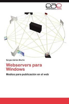 Webservers Para Windows (Paperback)