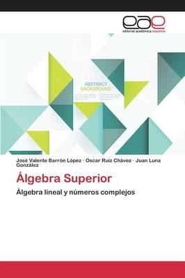Algebra Superior (Paperback)