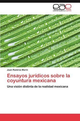 Ensayos Jur Dicos Sobre La Coyuntura Mexicana (Paperback)