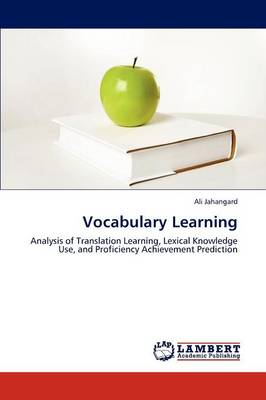 Vocabulary Learning (Paperback)
