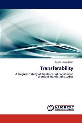 Transferability (Paperback)