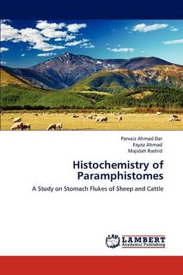 Histochemistry of Paramphistomes (Paperback)