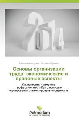 Osnovy Organizatsii Truda: Ekonomicheskie I Pravovye Aspekty (Paperback)