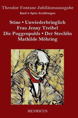 Spate Erzahlungen: Stine / Unwiederbringlich / Frau Jenny Treibel / Die Poggenpuhls / Der Stechlin / Mathilde Moehring (Hardback)