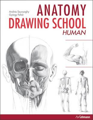 Anatomy Drawing School: Human Body: 1 (Hardback)