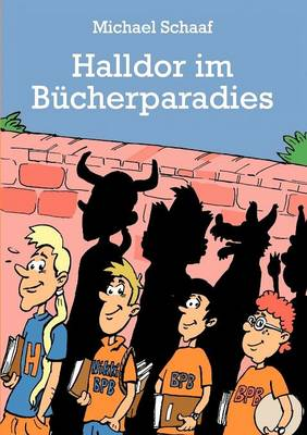 Halldor Im B Cherparadies (Paperback)