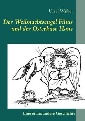 Der Weihnachtsengel Filius Und Der Osterhase Hans (Paperback)