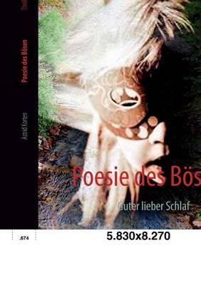 Poesie Des B Sen (Paperback)