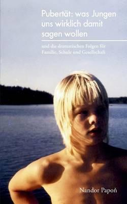 Pubertat: Was Jungen Uns Wirklich Damit Sagen Wollen (Paperback)